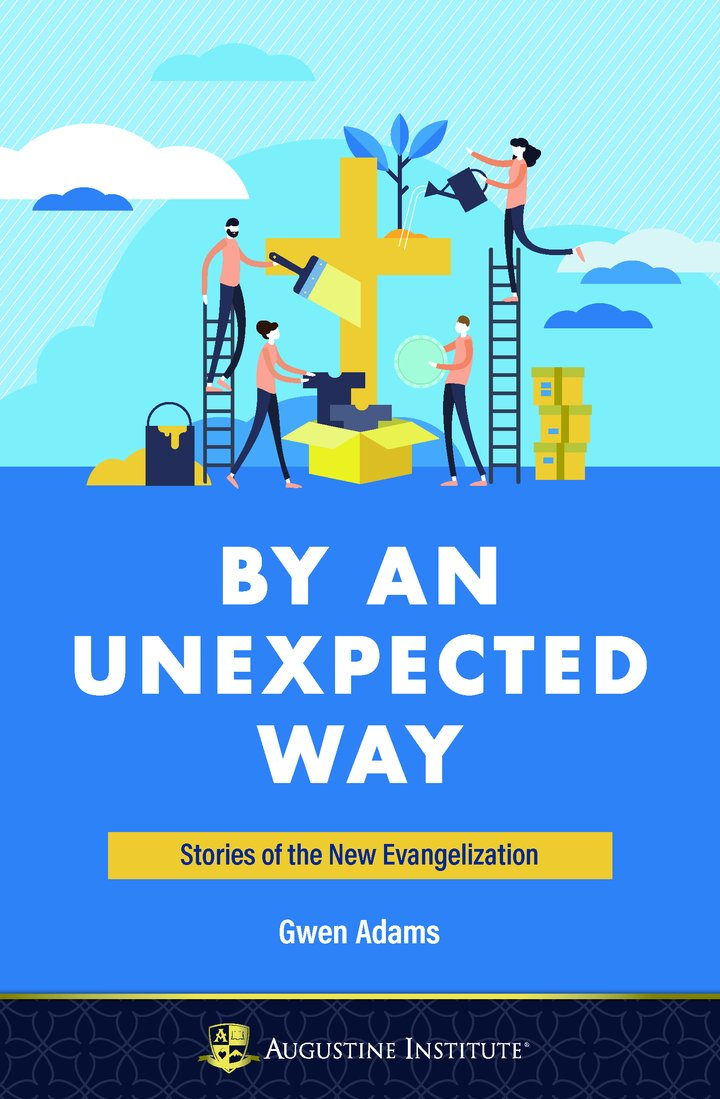 Book Jacket for By an Unexpected Way, design by Christina Gray