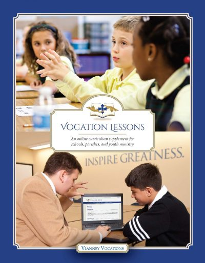 Vocation Lessons
